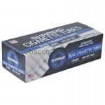 Shargio Filter Tubes King Size Blue (Light) 5 Cartons of 200