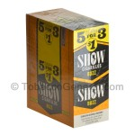 Show Cigarillos Show Buzz Pre Priced 15 Packs of 5 - Cigarillos