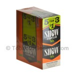 Show Cigarillos TaTa Pre Priced 15 Packs of 5 - Cigarillos