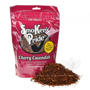 Smoker's Pride Cherry Cavendish Pipe Tobacco 12 oz. Pack