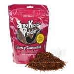 Smoker's Pride Cherry Cavendish Pipe Tobacco 12 oz. Pack - All