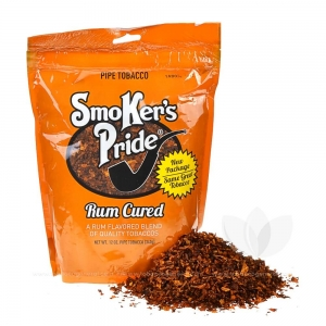 Smoker's Pride Rum Cured Pipe Tobacco 12 oz. Pack