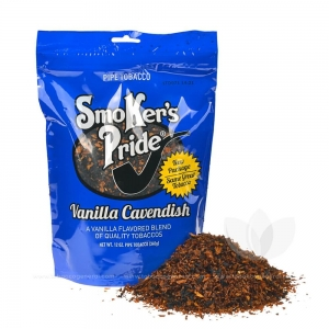 Smoker's Pride Vanilla Cavendish Pipe Tobacco 12 oz. Pack