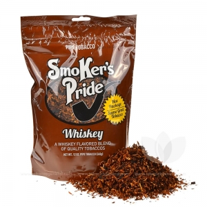 Smoker's Pride Whiskey Pipe Tobacco 12 oz. Pack