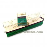 Supreme Blend Menthol Filtered Cigars 10 Packs of 20 - Filtered and
