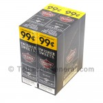 Swisher Sweets Black Cigarillos 99c Pre-Priced 30 Packs of 2