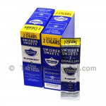 Swisher Sweets Blueberry Cigarillos 30 Packs of 2