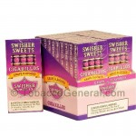 Swisher Sweets Grape Cigarillos 20 Packs of 5 - Cigarillos