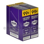 Swisher Sweets Grape Cigarillos 99c Pre-Priced 30 Packs of 2