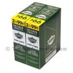 Swisher Sweets Green Sweets Cigarillos 99c Pre-Priced 30 Packs of