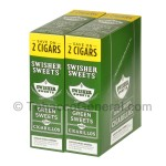 Swisher Sweets Green Sweets Cigarillos 30 Packs of 2 - Cigarillos