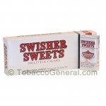 Swisher Sweets Mild Little Cigars 100mm 10 Packs of 20 - Filtered