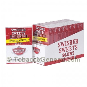 Swisher Sweets Regular Blunts 10 Packs of 5