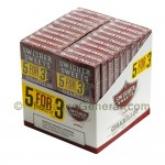 Swisher Sweets Regular Cigarillos B3G5 Pre-Priced 20 Packs of 5