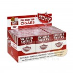 Swisher Sweets Regular Filtered Cigars 18 Packs of 16