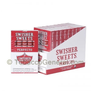 Swisher Sweets Regular Perfecto 10 Packs of 5