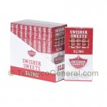 Swisher Sweets Regular Slims 10 Packs of 5