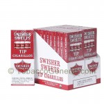 Swisher Sweets Regular Tip Cigarillos 20 Packs of 5