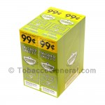 Swisher Sweets White Grape Cigarillos 99c Pre-Priced 30 Packs of