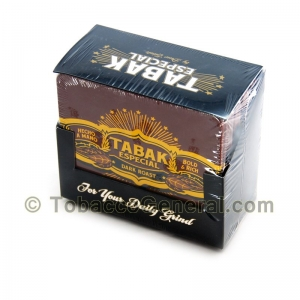 Tabak Especial Bold & Rich Dark Roast Cigars 5 Tins of 10