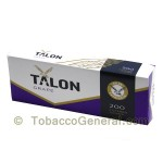 Talon Grape Filtered Cigars 10 Packs of 20 - Filtered and Little