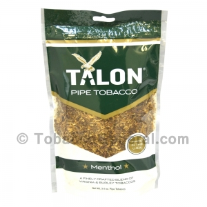 Talon Menthol Pipe Tobacco 3.4 oz. Pack