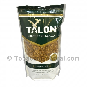 Talon Menthol Pipe Tobacco 9 oz. Pack