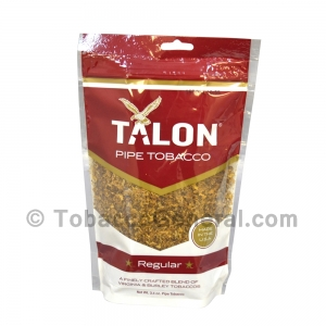 Talon Regular Pipe Tobacco 3.4 oz. Pack