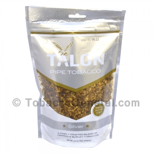 Talon Silver Pipe Tobacco 3.4 oz. Pack