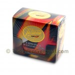 Tatiana Mini Rum Cigars 5 Tins of 10