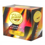 Tatiana Miniatures Vanilla Cigars 5 Packs of 10 - Dominican Cigars