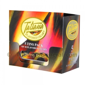 Tatiana Miniatures Waking Dream Cigars 5 Packs of 10