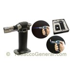 The Hurricane Jet Torch Table Top Lighter - Cigar Accessories