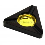Three Cigar Ashtray Triangle