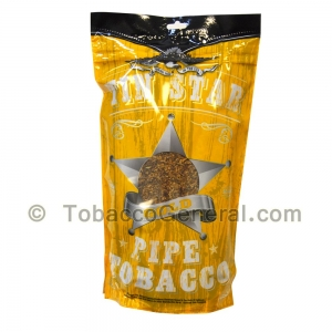 Tin Star Gold Pipe Tobacco 8 oz. Pack