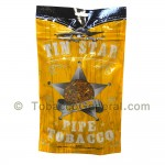 Tin Star Gold Pipe Tobacco 3 oz. Pack - All Pipe Tobacco