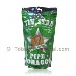 Tin Star Menthol Pipe Tobacco 8 oz. Pack - All Pipe Tobacco