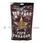 Tin Star Regular Pipe Tobacco 3 oz. Pack - All Pipe Tobacco