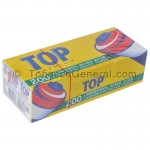 Top Premium Filter Tubes King Size Menthol 4 Cartons of 250