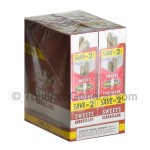White Owl Cigarillos 30 Packs of 2 Cigars Sweets
