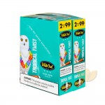 White Owl Tropical Twist Cigarillos 99c Pre Priced 30 Packs of 2