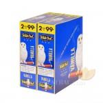 White Owl Vanilla Cigarillos 99c Pre Priced 30 Packs of 2