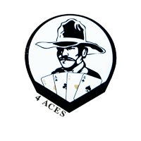4 Aces Brand Quality Pipe Tobacco Logo