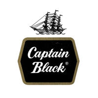Captain Black Brand Quality Pipe Tobacco Logo