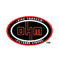 OHM Brand Quality Pipe Tobacco Logo