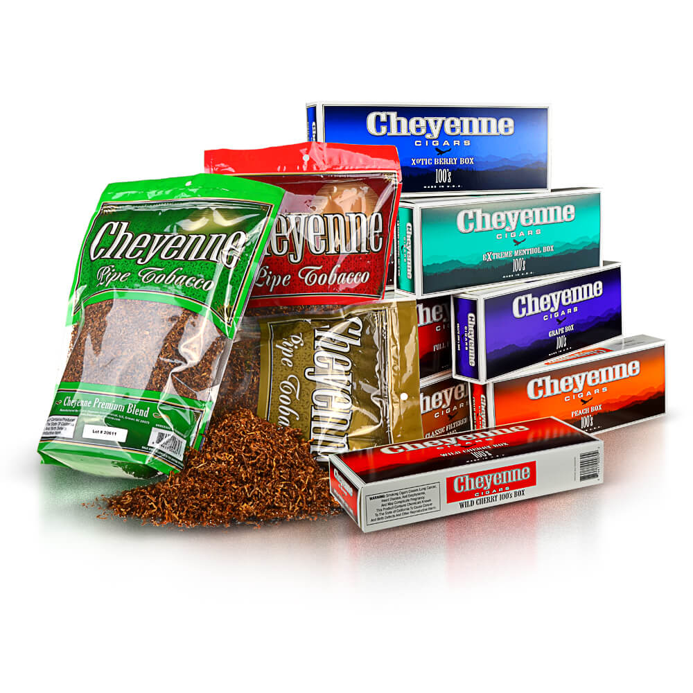 Cheyenne Filtered Cigars and Pipe Tobacco Lowest Price at Tobacco General Image