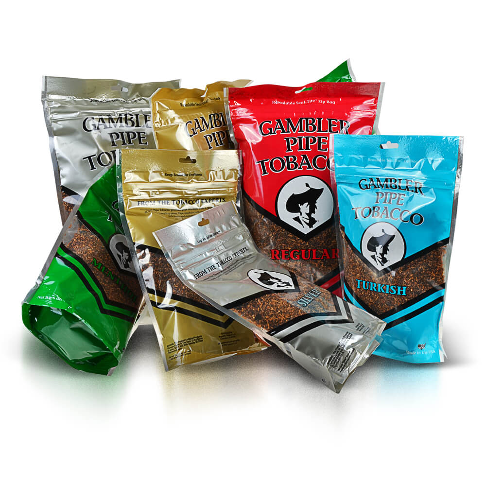 Gambler Pipe Tobacco Lowest Price at Tobacco General Image