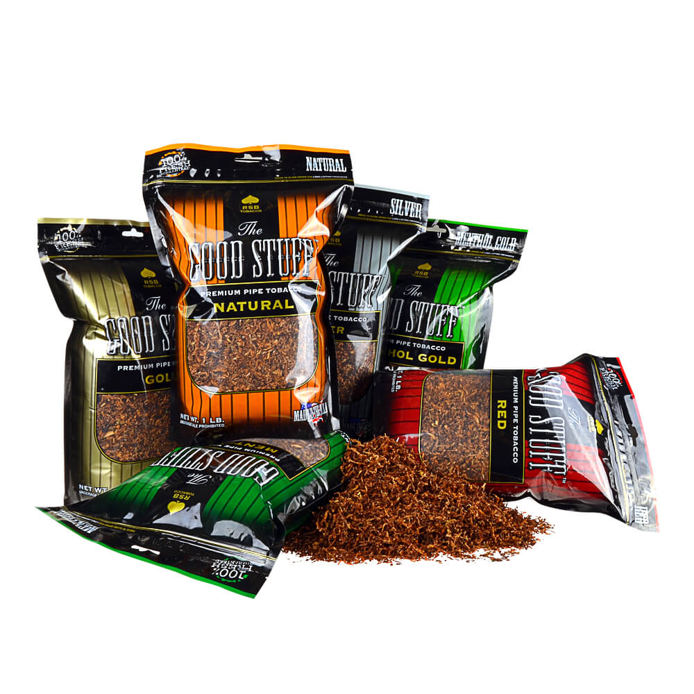 Good Stuff Pipe Tobacco Lowest Price at Tobacco General Image