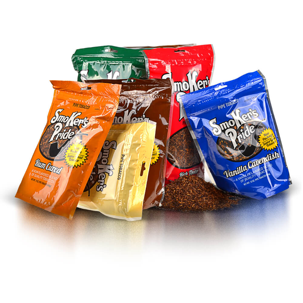 Smoker's Pride Pipe Tobacco Lowest Price at Tobacco General Image