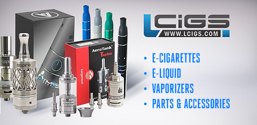LCigs For all your E Cigarette Needs!